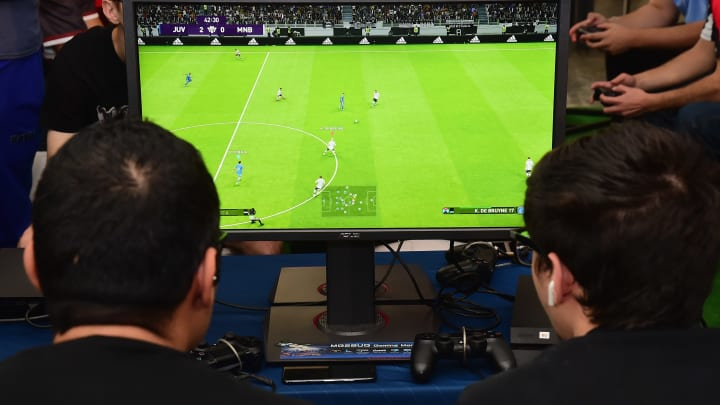 Italy eFootball Pro Evolution Soccer 2020 Team Selection