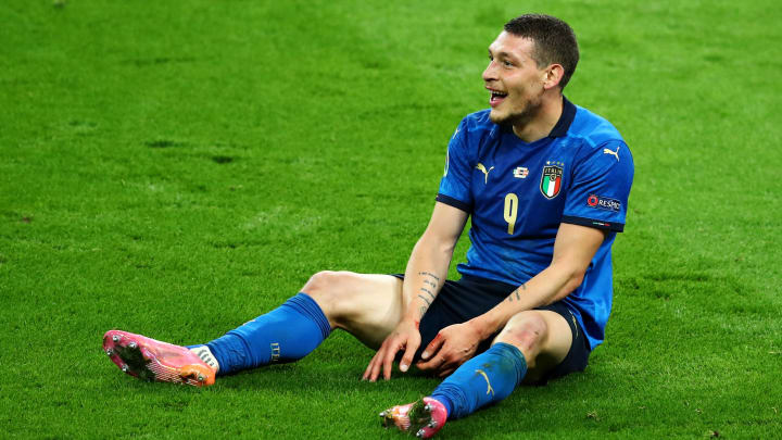 Andrea Belotti is being linked with a move to Arsenal