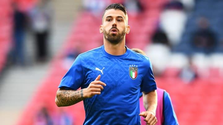 Leonardo Spinazzola has had surgery to repair his damaged Achilles