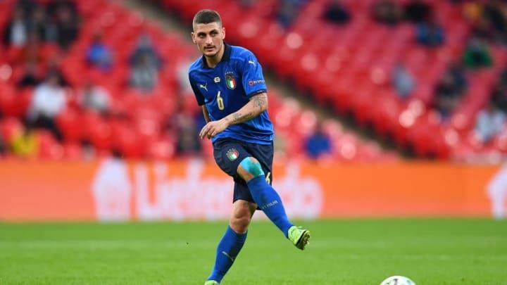 Marco Verratti Itália Azzurra Eurocopa