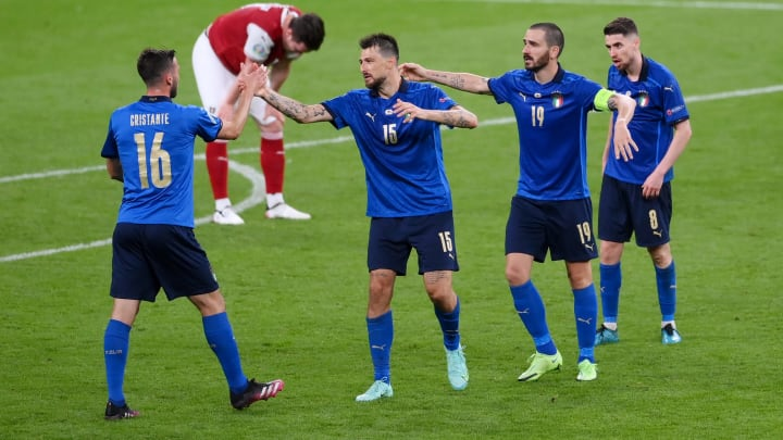Italy will face Belgium in the quarter-final of Euro 2020