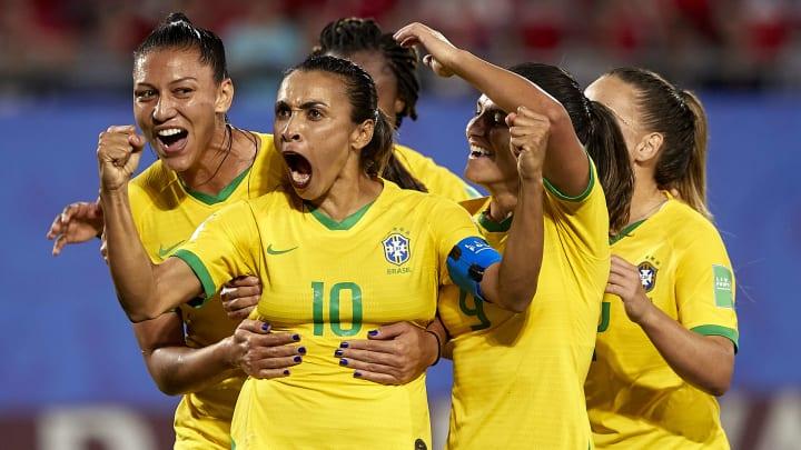 Jogadoras reafirmaram luta por respeito também fora dos gramados | Italy v Brazil: Group C - 2019 FIFA Women's World Cup France