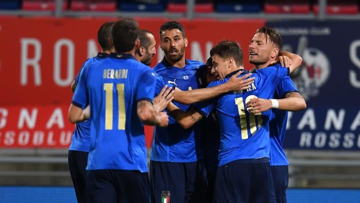 Turquia e Itália medem força pela abertura da Eurocopa 2020.