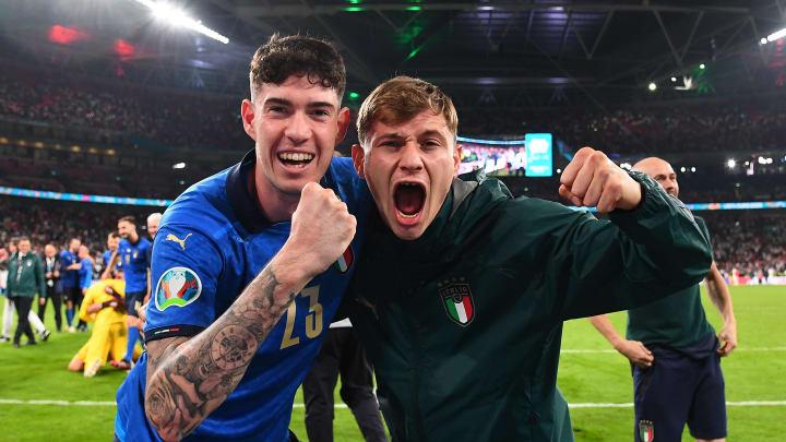 Inter are not contemplating selling Nicolo Barella