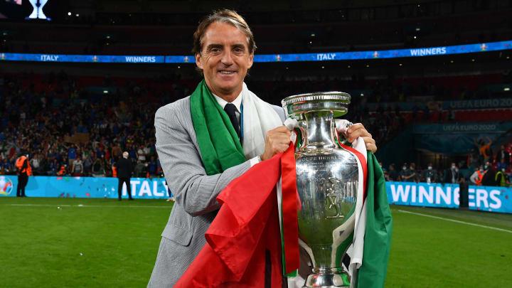 Técnico foi campeão da Euro   Italy v England - UEFA Euro 2020: Final