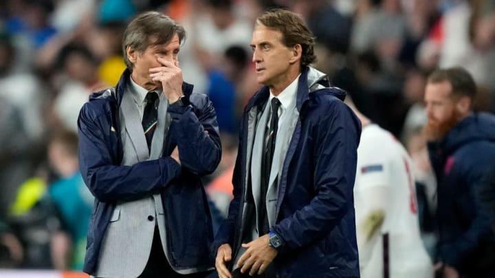Gabriele Oriali, Roberto Mancini
