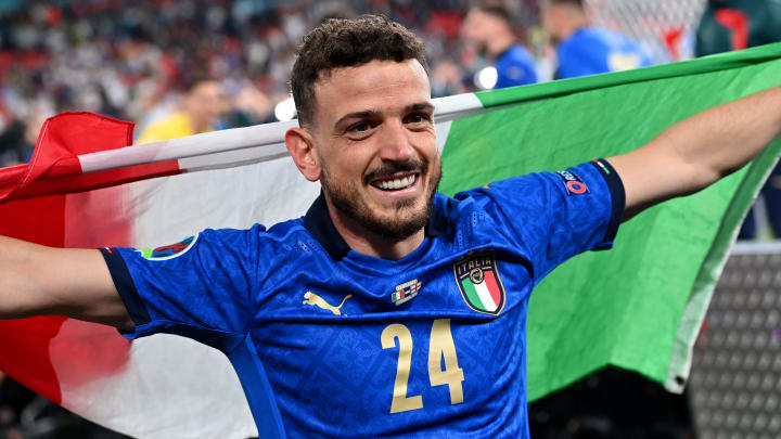 Roma's Alessandro Florenzi could get a fresh start at AC Milan