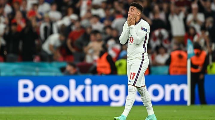 Jadon Sancho es la nueva joya del United