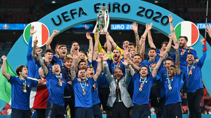 Itália ganhou pontos com a conquista da Euro | Italy v England - UEFA Euro 2020: Final