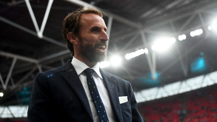 Southgate has made some changes