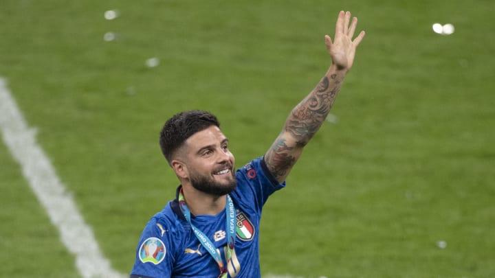Lorenzo Insigne, the Euro 2020 winner