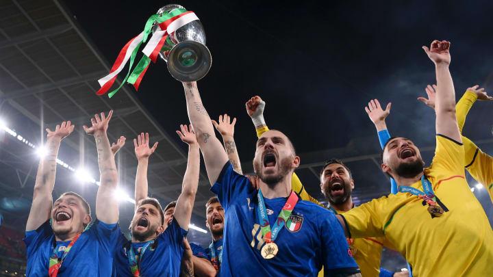 Seleção 90Min da Eurocopa 2020 tem Sommer, Bonucci, Luke Shaw, Cristiano Ronaldo e muito mais