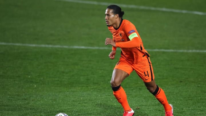 Virgil van Dijk Jurgen Klopp Liverpool Holanda Eurocopa Euro