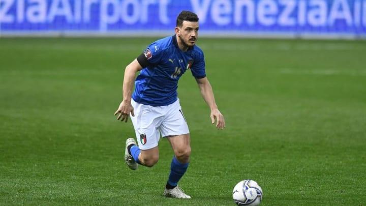 Florenzi im WM-Quali-Spiel gegen Nordirland