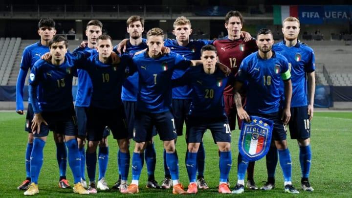 Italy v Slovenia - 2021 UEFA European Under-21 Championship