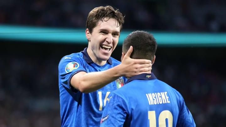 Chiesa faz uma Euro espetacular pela Itália