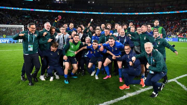 Italien steht im EM-Finale