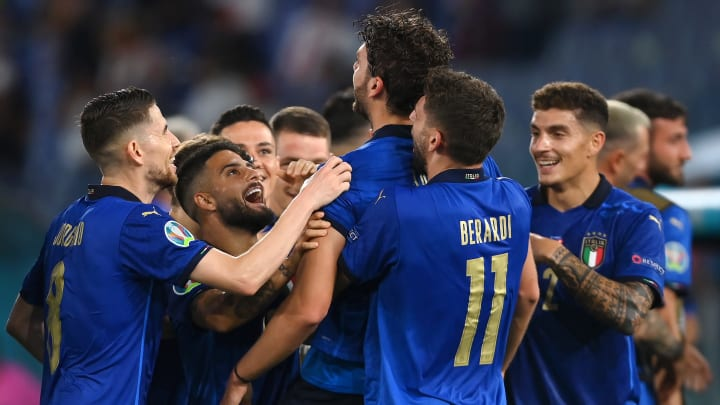Italy will win Group A if they avoid defeat versus Wales