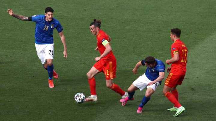 Gareth Bale, Alessandro Bastoni, Andrea Belotti