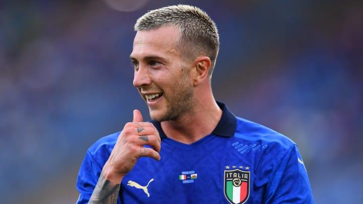 Italien sicherte sich den Gruppensieg