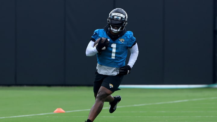 There's serious hype around Jacksonville Jaguars running back Travis Etienne, which could make his fantasy outlook soar.