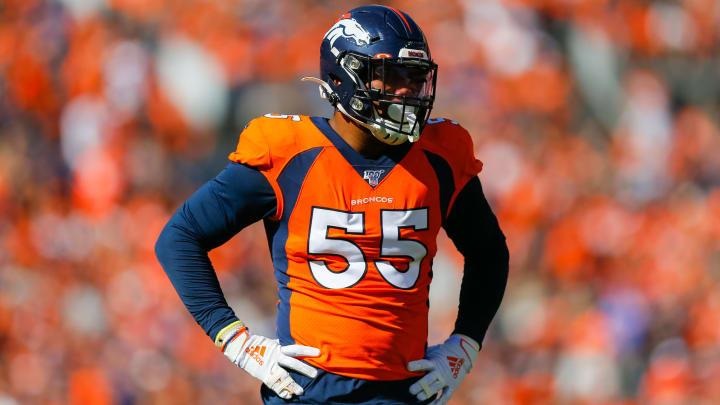 DeMarcus Ware heaped some pretty high praise on Broncos' defensive end Bradley Chubb.