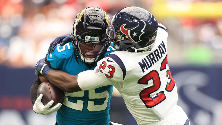 Jacksonville Jaguars running back James Robinson's fantasy outlook is not in question despite his limited Week 1 usage.