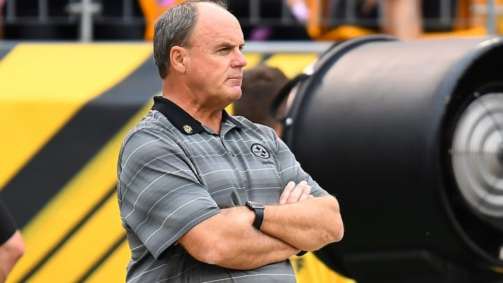 Steelers to Add More Talent in Free Agency Because They're Screwed in the Draft