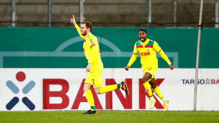 Köln bejubelte schon den dritten Treffer, ehe sich der Videobeweis folgenschwer einschaltete