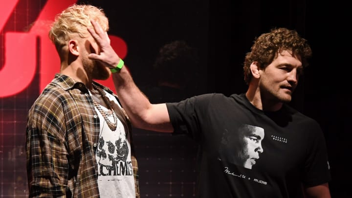 jake paul vs ben askren - photo #22