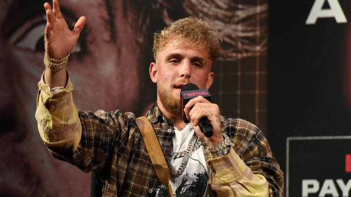 """Jake Paul Walks Back Claims He Has """"Early Signs of CTE"""""""
