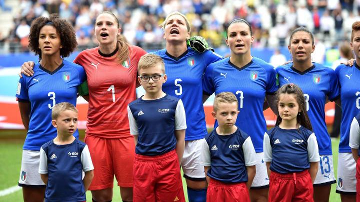 La Nazionale femminile ai Mondiali 2019 in Francia
