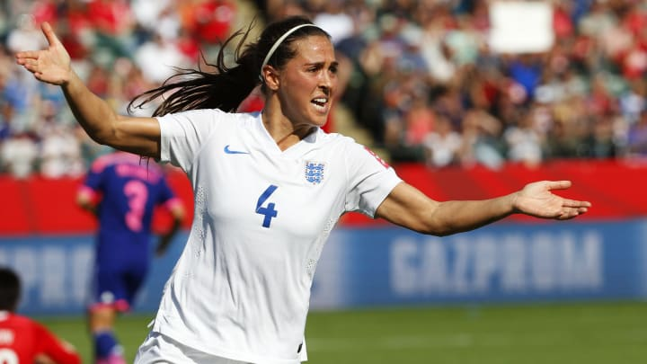 Fara Williams will retire this year as one of England's greatest ever players