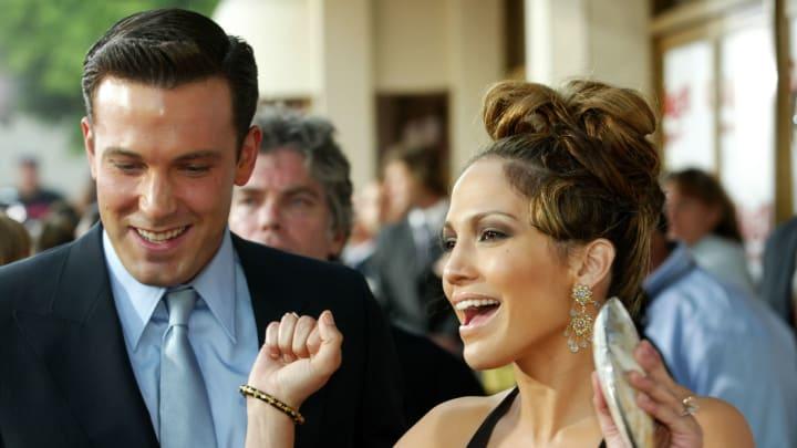 Ben Affleck y Jennifer López estuvieron a punto de casarse 20 años atrás