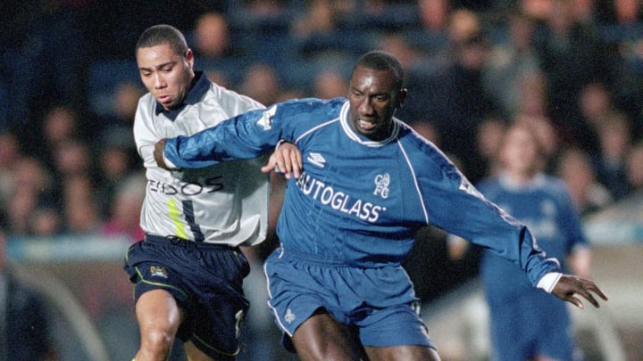 Jimmy Hasselbaink, Jeff Whitley