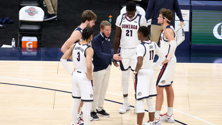 Northwestern State vs Gonzaga odds, spread, line and predictions for Monday's NCAA men's college basketball game.