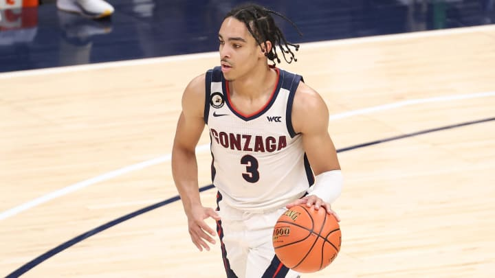Northwestern State vs Gonzaga spread, odds, line, over/under, prediction and picks for Tuesday's NCAA men's college basketball game.