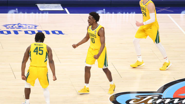 Central Arkansas vs Baylor odds, spread, line and predictions for Tuesday's NCAA men's college basketball game.