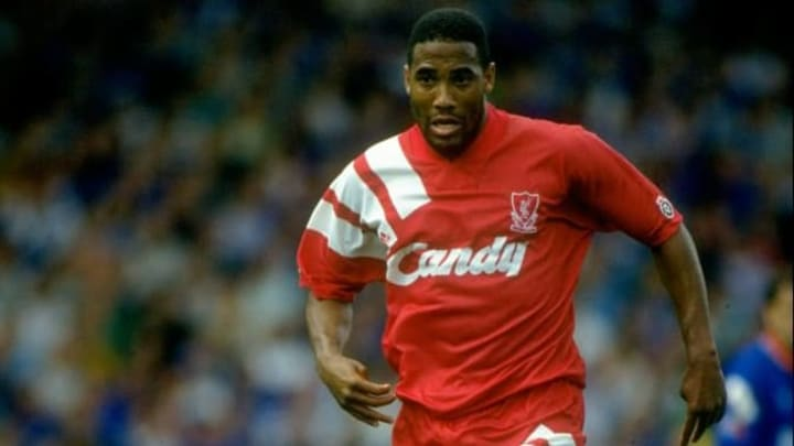 Barnes glistened at Anfield for ten years
