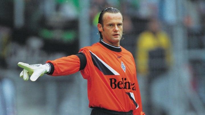 Jorg Stiel ist Kepper der Gladbacher 2000er-Elf