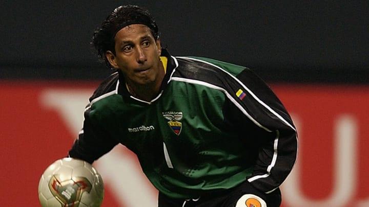 Jose Cevallos of  Ecuador
