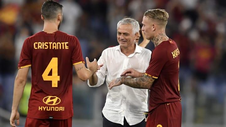 Mourinho faz um grande início de trabalho na Roma