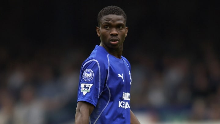Joseph Yobo of Everton