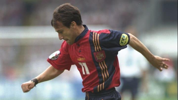Juan Antonio Pizzi of Spain