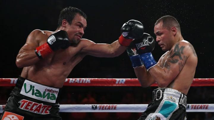 El mexicano Márquez es la principal figura latina que está en la clase de 2020 del Salón de la Fama del boxeo
