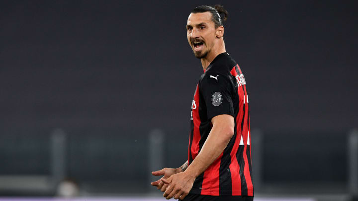 Ibrahimovic's fitness issues have disrupted Milan's season