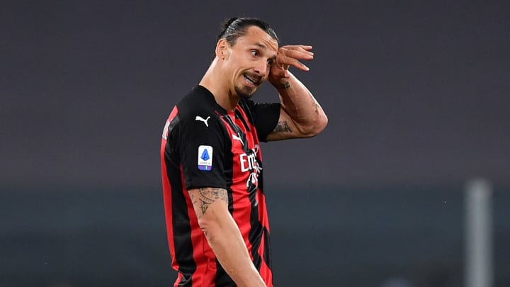 Ibrahimovic will miss Euro 2020