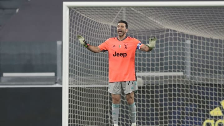 Buffon podría hacerlo sin problemas