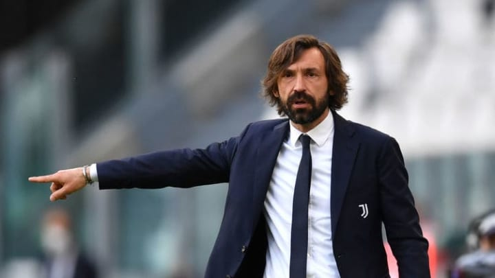 Andrea Andrea Pirlo's time as manager of Juventus lasted less than a year