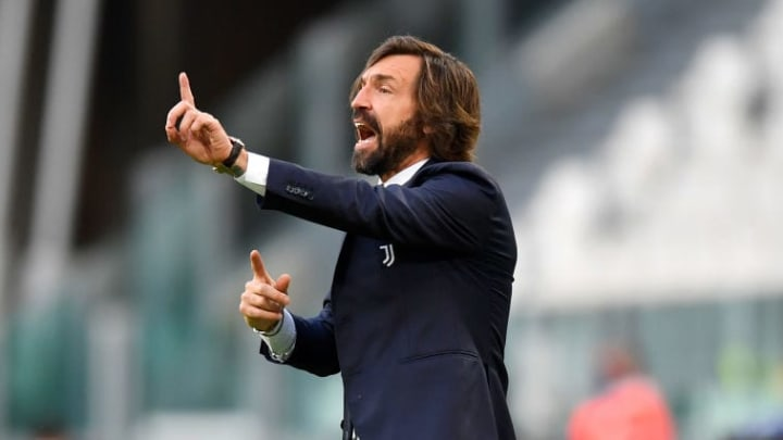 Andrea Pirlo's Juventus tenure lasted little les than a year